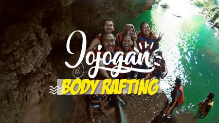 Paket Body Rafting Jojogan