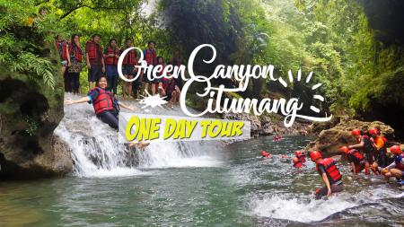 Paket Wisata Green Canyon-Citumang