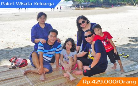 Paket Wisata Keluarga 2D1n
