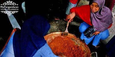 Sentra Produksi Gula Semut