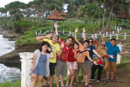 Disi and Friend - Bekasi