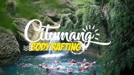 Paket Body Rafting Citumang