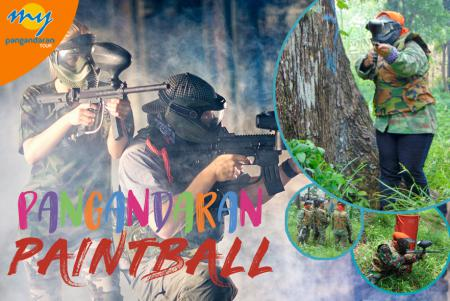 Paket Paintball Pangandaran