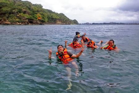 Paket Snorkling Pangandaran