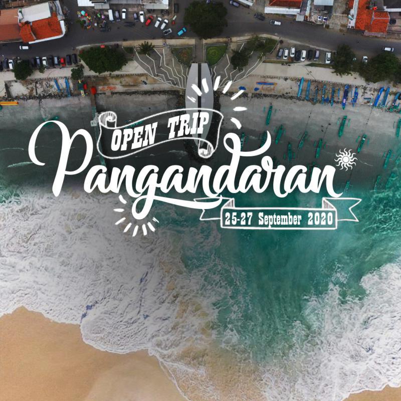 OPEN TRIP PANGANDARAN