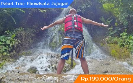 Paket Body Rafting Jojogan
